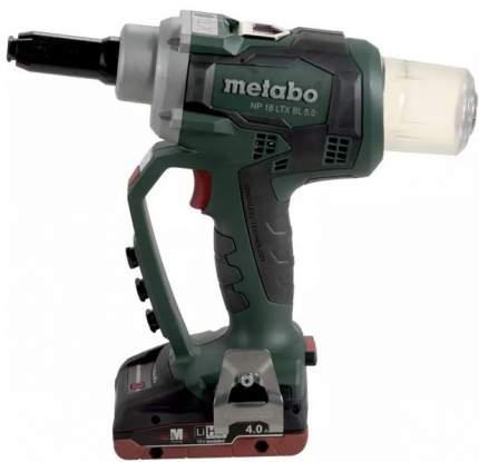 Аккумуляторный заклепочник METABO NP 18 LTX BL 5,0 без АКК и ЗУ (619002890)
