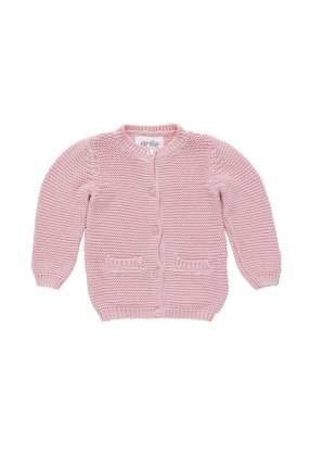 Кофточка детская artie, цв. розовый, р-р 98