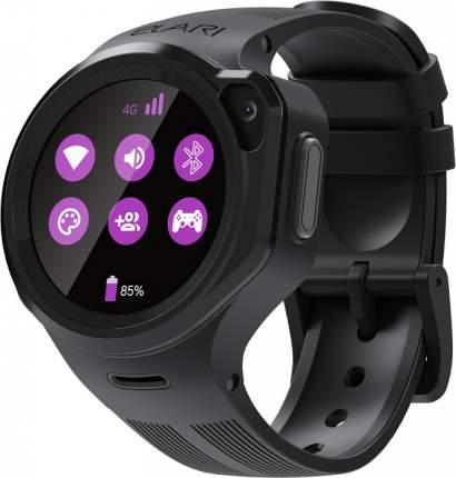 Детские умные часы Elari KidPhone 4GR (Black)