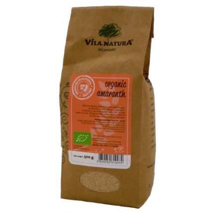 Семена амаранта био vila natura 2 пачки по 500 граммов