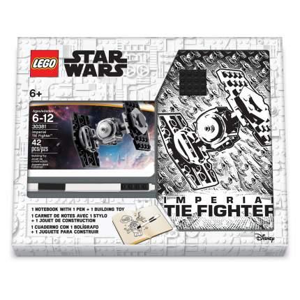 Канцелярский набор с конструктором LEGO Star Wars - СИД-Истребитель
