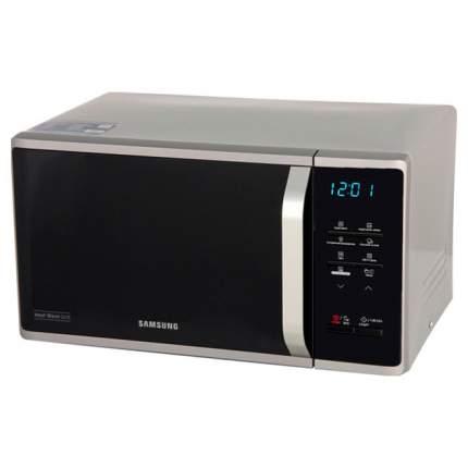Микроволновая печь с грилем Samsung MG23K3573AS silver/black