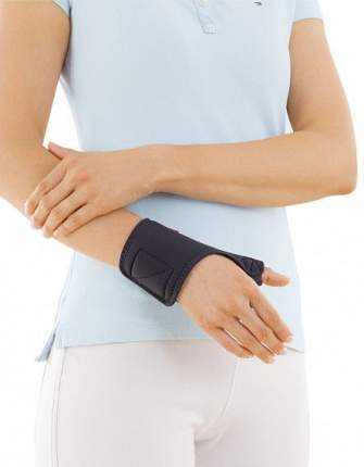 Шина для большого пальца medi thumb support при травмах артрите и артрозе Левая 882 р.4