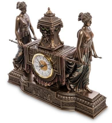 """Часы в стиле барокко """"Уходящее время"""" WS-613/1"""