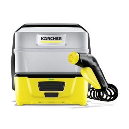 Мобильная минимойка Karcher OC 3 Plus 1.680-030