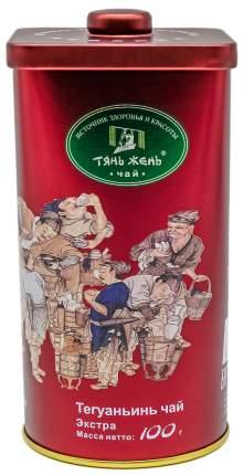 Чай зеленый Тянь-Жень тегуаньинь улун экстра 100 г