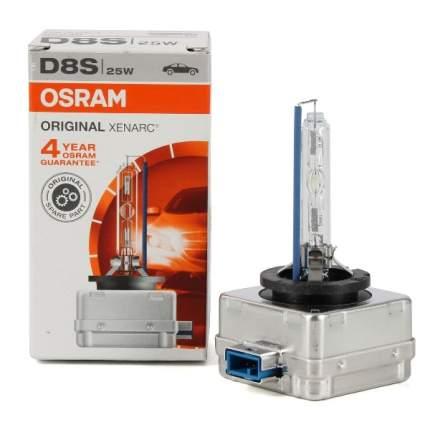 Лампа ксеноновая автомобильная OSRAM 25W 40V PK32D-1 (66548)