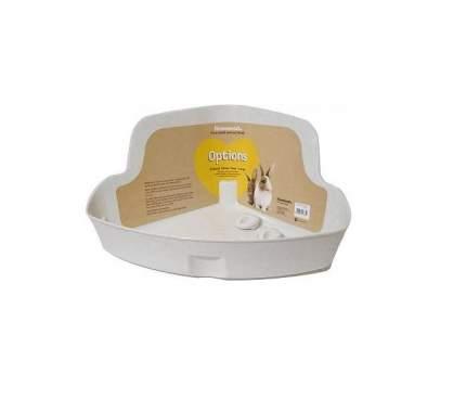 Туалет для мелких грызунов Rosewood, 42*30*21 см