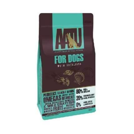 Сухой корм для собак AATU Рыба/Ракообразные 80/20 , рыба, 5кг