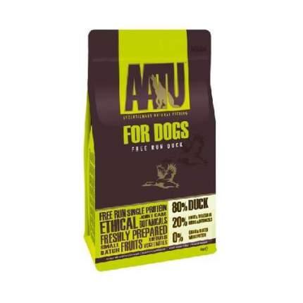 Сухой корм для собак AATU Утка 80/20 , утка, 5кг