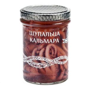 Щупальца кальмара Капитан Вкусов натуральные 200 г