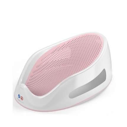 Горка-лежак для купания Angelcareдетская, светло-розовая/ST-01/I000224