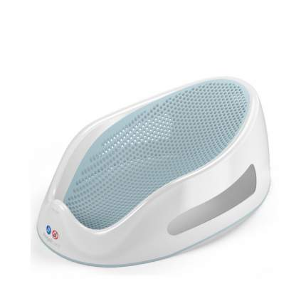 Горка-лежак для купания Angelcare детская, светло-голубая/ST-01/I000223