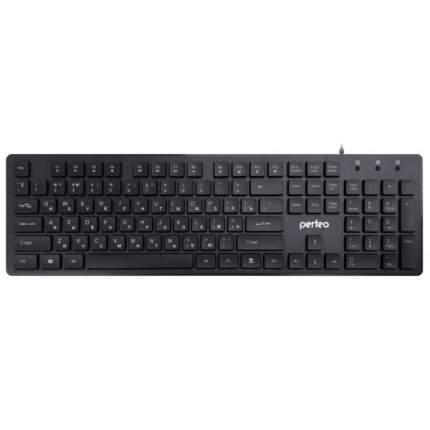 "Клавиатура Perfeo ""CONTENT"" Multimedia, USB, чёрн (PF-840-MM)"