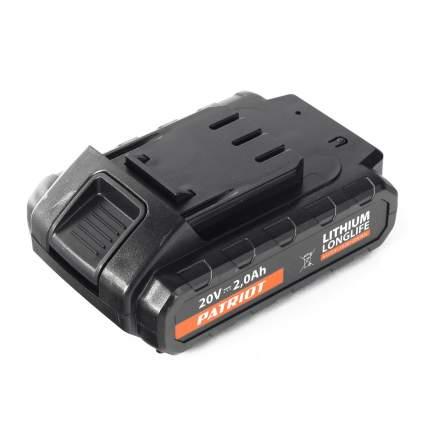 Батарея аккумуляторная PATRIOT Li-ion серии The One, Модели: BR 201Li /h