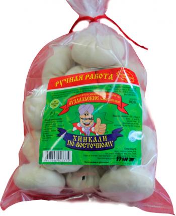 Хинкали Суздальские полуфабрикаты Суздальские 1 кг