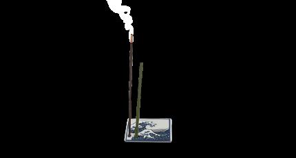 Держатель для ароматических палочек Shoyeido Nam