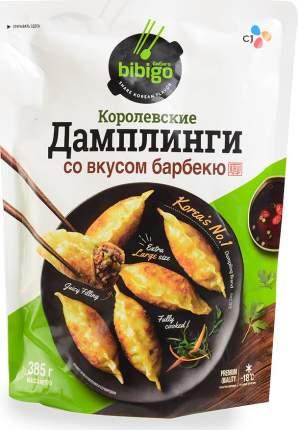 Дамплинги Bibigo Королевские со вкусом барбекю 385 г