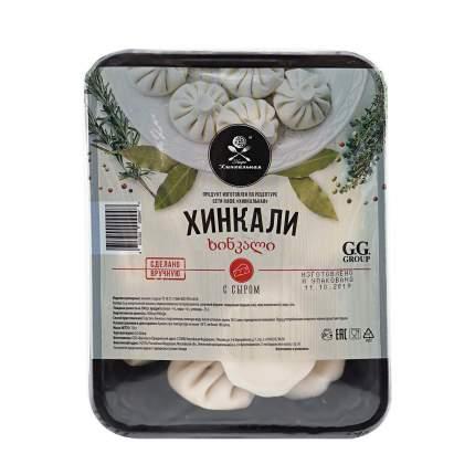 Хинкали Кафе Хинкальная с сыром замороженные 750 г