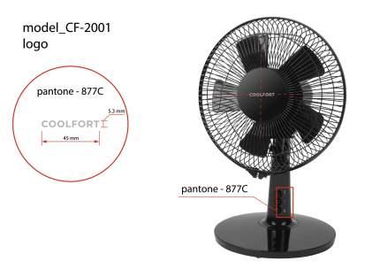 Вентилятор Coolfort CF-2001