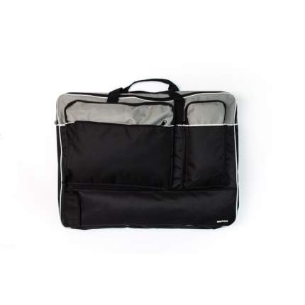 Малевичъ с карманами, серая, 63*47 см