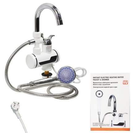Водонагреватель проточный Instant Electric Heating Water Faucet +лейка