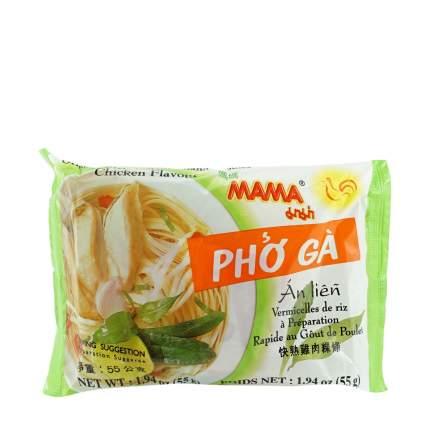 Лапша Mama рисовая Фо Га 55 г