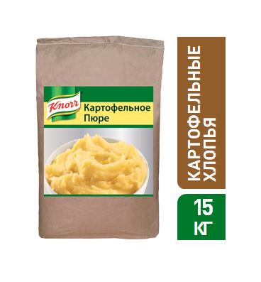 Картофельное пюре Knorr