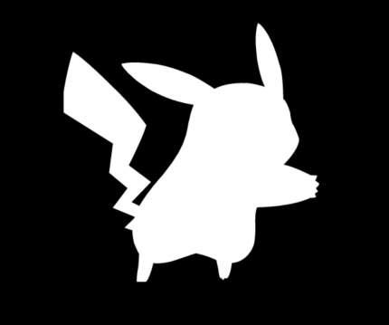 "Трафарет для покраски магазинов ""Pokemon"" (Airsoft Store)"