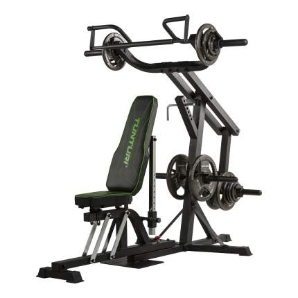 Силовой комплекс Tunturi WT80 Leverage Gym (1/2)