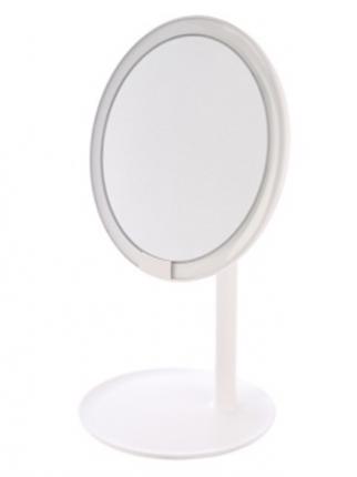 Зеркало для макияжа Xiaomi Jordan Judy LED Makeup Mirror NV529 белое