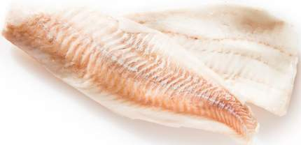 Треска филе без кожи 100/300 охлажденное