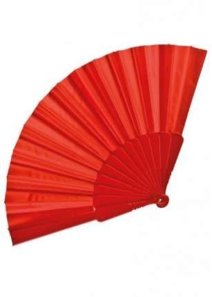 Веер из ткани цв Красный/АРТЭ/8564