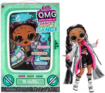 Кукла L.O.L. Surprise! O.M.G. Dance - B-Gurl 572954