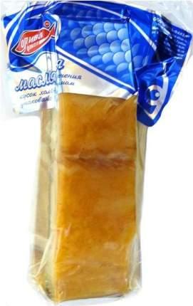 Рыба масляная Олива Факел филе-пласт холодного копчения 1000 г