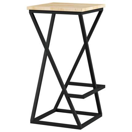 Барный стул Newbar Loft 283, черный/provincial