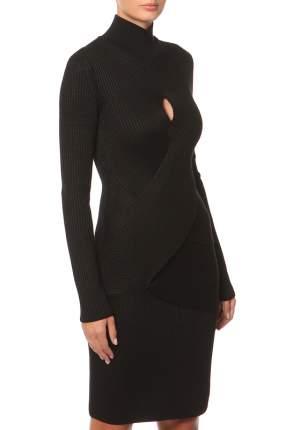 Платье женское Roberto Cavalli HQM145MQ027/05051 черное 42 IT