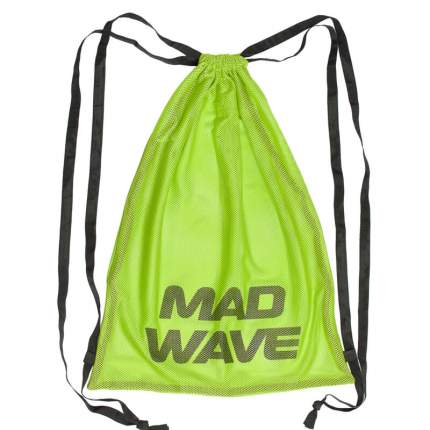 Мешок MadWave Dry Mesh Bag, 12 л, зеленый