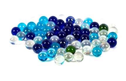 Blumentag стеклянные шарики, 16 мм, 6*340 г, №05 ассорти