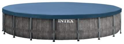 Каркасный бассейн Intex Greywood Prism Frame 26742 457x457x122 см