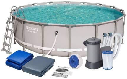 Каркасный бассейн Bestway 56451 BW 488x488x122 см