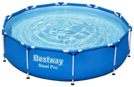 Каркасный бассейн Bestway Steel Pro 56679 BW 305x305x76 см