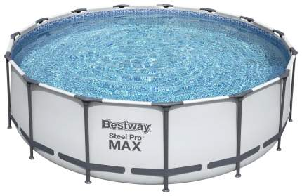 Каркасный бассейн Bestway 14463/56438 BW 457x457x122 см