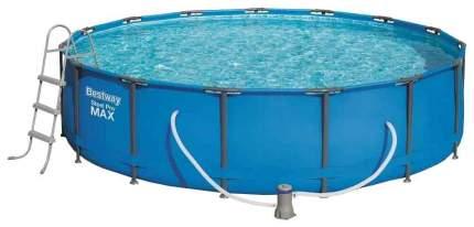 Каркасный бассейн Bestway 56830 BW 457x457x122 см
