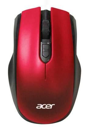 Беспроводная мышь Acer OMR032 Black/Red