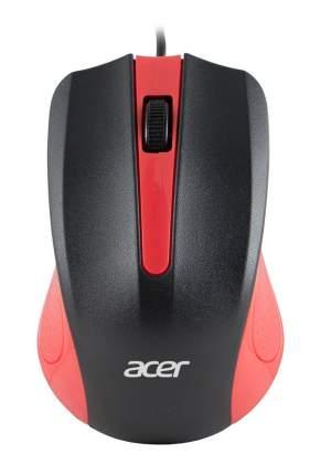 Мышь Acer OMW012 Black/Red
