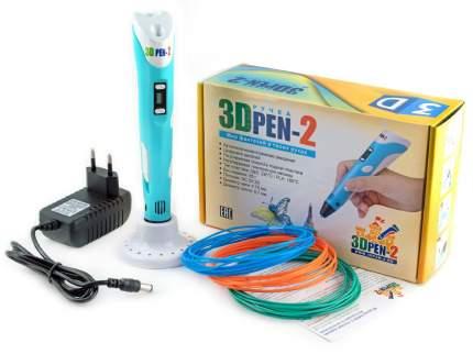 3D-ручка 3DPEN-2 голубой, оригинал