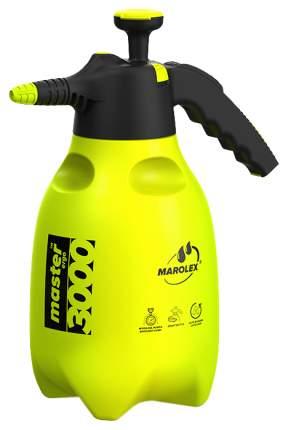 Ручной садовый помповый опрыскиватель Master ergo 3000 желтый