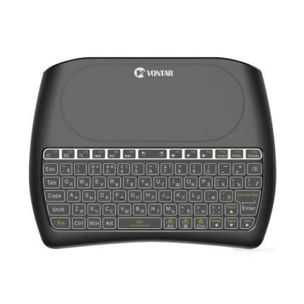 Беспроводная клавиатура Vontar D8 Bluetooth Black