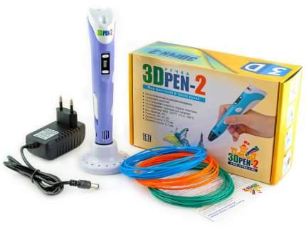 3D-ручка 3DPEN-2 фиолетовый, оригинал